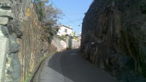 Prechádzky po Funchale význammne prispievajú k dobrej fyzickej kondícii.